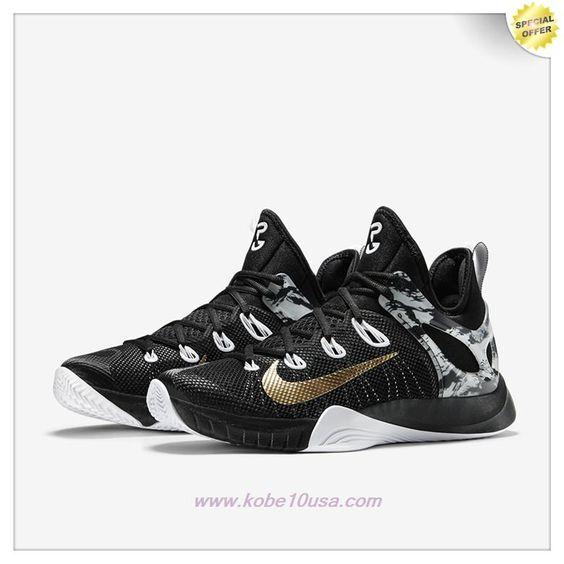 the latest d4577 ff618 ... Chaussures de Running Homme Nike Hyperrev 2015 Pe Paul George Verte Noir  France Magasin Mens ...