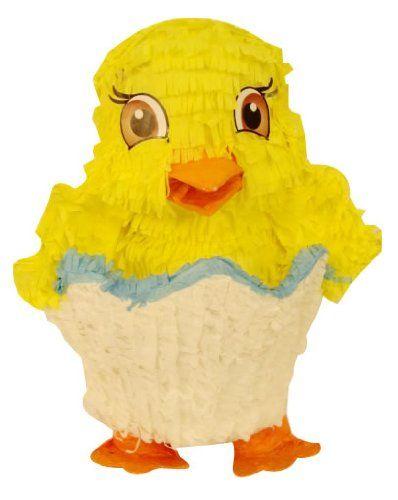 Premium Springtime Yellow Hatching Chick Pinata