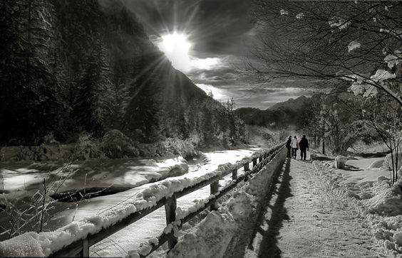 A Wintertale by Jörg Hubrich