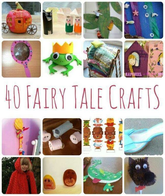 fairy tale crafts activities activities crafts and craft activities. Black Bedroom Furniture Sets. Home Design Ideas