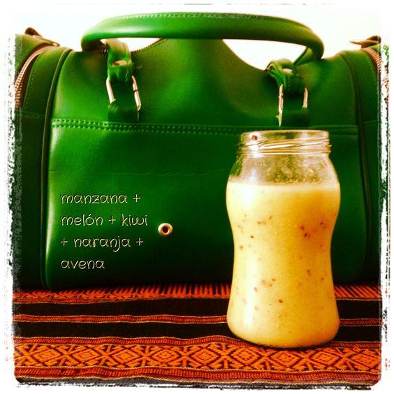 Licuados: Smoothies Licuados, Bebidas Y Licuados, Healthy Recipes
