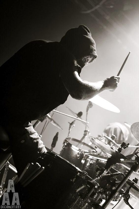 Heavy Metal Ninjas live at The Powerstation, Auckland   © Amanda Ratcliffe