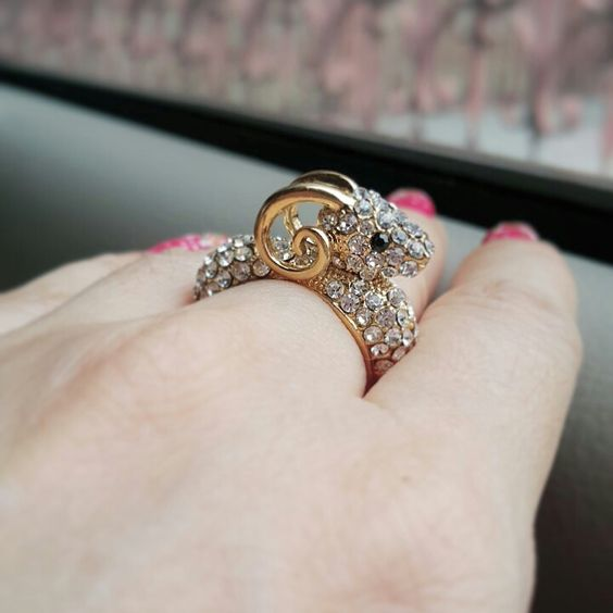 My CNY ring