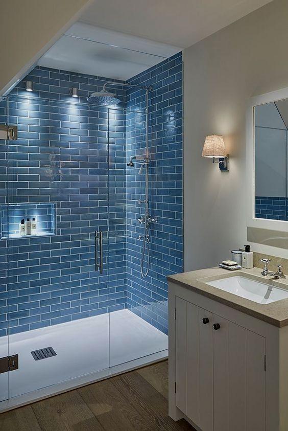 49 Simple But Stylish Bathroom Tile Ideas To Inspire You Master Bathroom Renovation Bathroom Interior Modern Master Bathroom