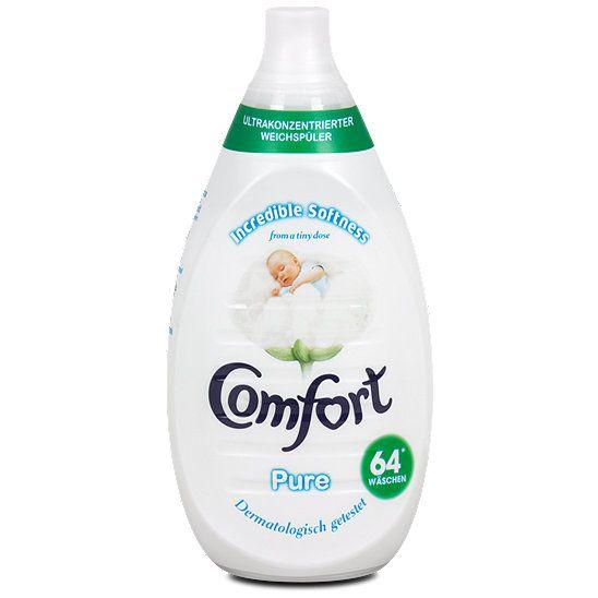 Comfort Pure Weichspuler Duftrichtung Pure Hygiene