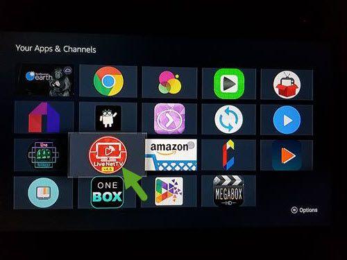Live Net Tv On Firestick Fire Tv Install Guide Your Streaming Tv Fire Tv Streaming Tv Installation