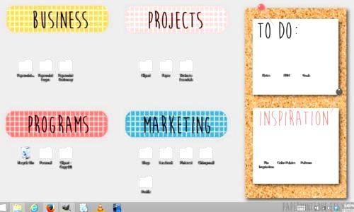 Free Desktop Organizer Wallpaper Wallpapersafari In 2020 Desktop Wallpaper Organizer Desktop Organization Backgrounds Desktop