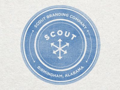 Scout Branding Co Stamp by Jeremy Mitchell