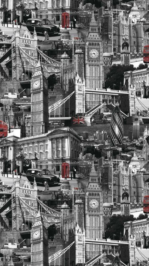 London City Wallpaper Black White Red City Wallpaper London City Black And White Wallpaper