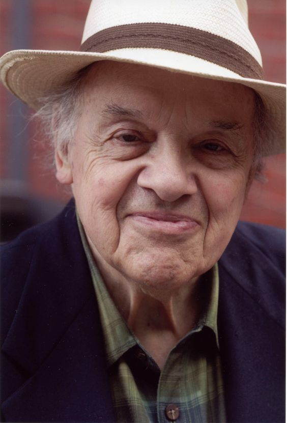 Nationally acclaimed poet Gerald Stern reads from his works as part of Wordsmiths Reading Series in Newtown