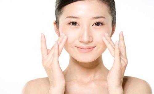 tự massage mặt