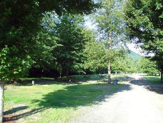 Crawford's Campground And Cabin Rentals at Murphy, North Carolina