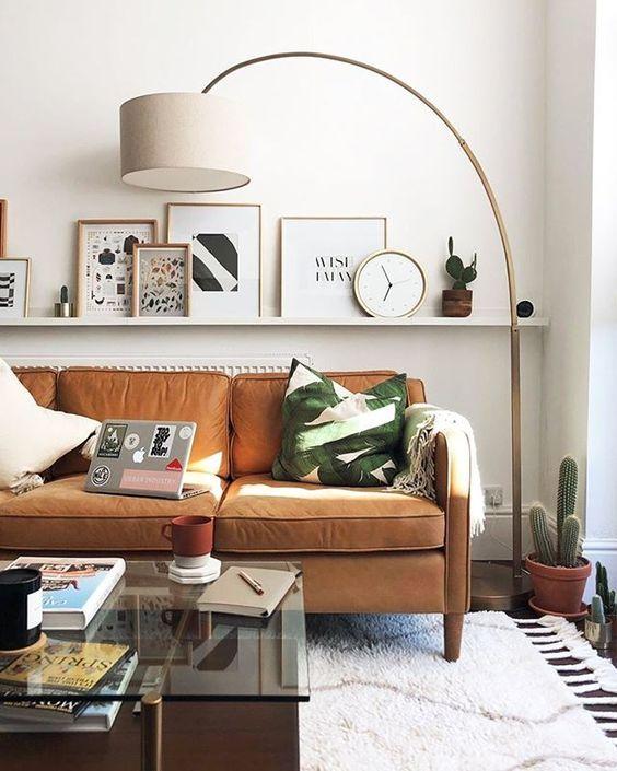 Modern Looks For Art Ledges Decor Room Mid Century Modern