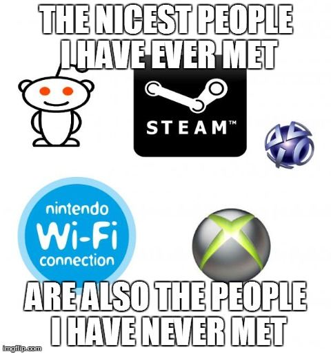 I realized this today. As a redittor/gamer I hope I'm not alone. [OC] Find Crazy stuff to Pin here: http://don.greymafia.com/?p=11808