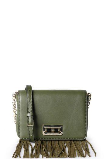 DIANE von FURSTENBERG Ledertasche GALLERY BELLINI bei myClassico - Premium Fashion Online Shop