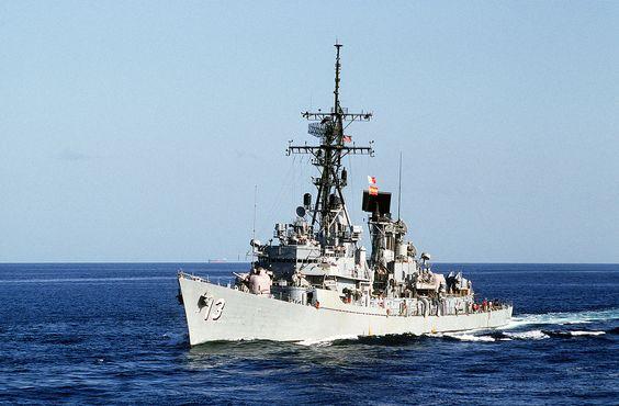 File:USS Hoel (DDG-13).jpg my grandpas navy ship