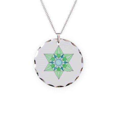 Lumarian Healing Star J Necklace