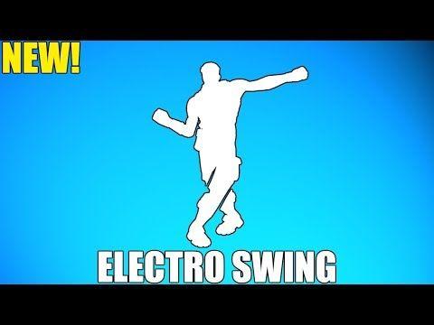 Fortnite Electro Swing Emote 1 Hour Youtube Electro Swing Fortnite Dance