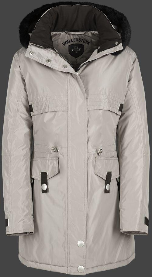 fett jacke mantel wellensteyn