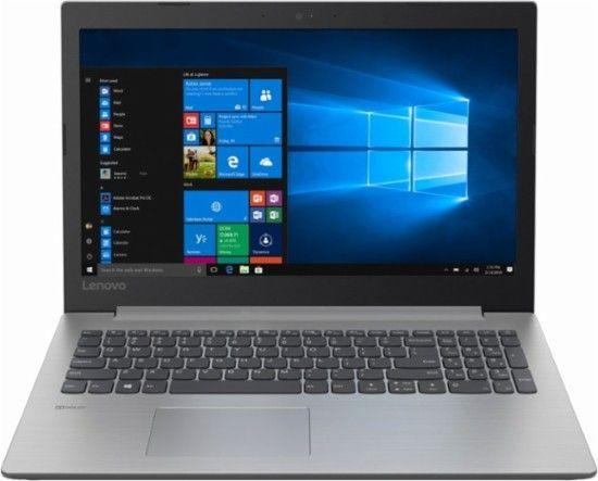 Lenovo 330 15ikb 15 6 Laptop Intel Core I3 8gb Memory 1tb Hard Drive Platinum Gray Front Zoom Lenovo Laptop Lenovo