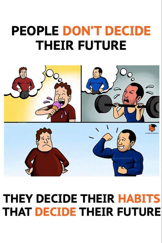 Habits and Future