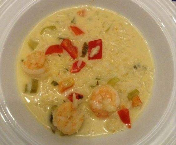 Rezept Karibischer Eintopf von _mintha_ - Rezept der Kategorie Suppen