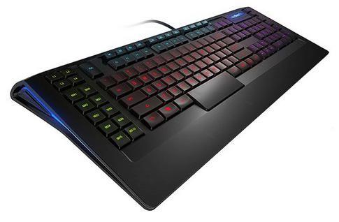 SteelSeries revela novos teclados retroiluminados