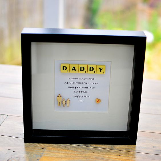 personalised fathers day cards uk