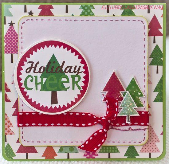 Postales y sobres de navidad diy y manualidades y navidad - Manualidades postales navidad ...