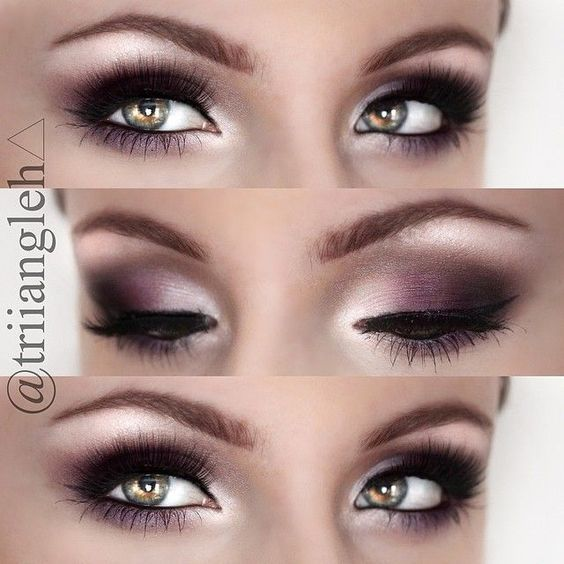 Hmm Let S Keep Purple Is Suggested For Green Hazel Eyes And