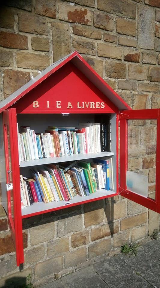boîte à livres Walcourt 2