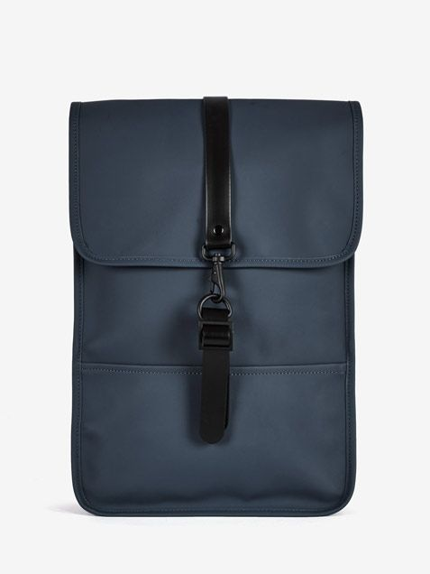 Mini Backpack in Blue by Rains