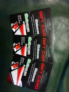 Three giftcards to O'Reilly's auto parts will be included in our auction!  Thank you O'Reilly's for this donation!