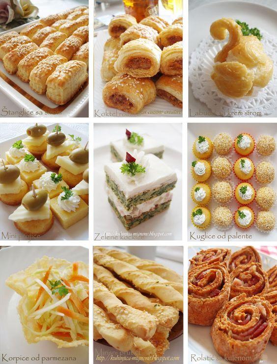 La cuisine creative: Da gricnemo nešto...?:)