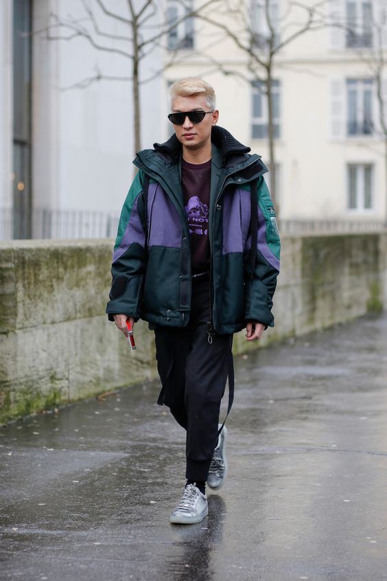 Streetfashion Paris Menswear FW 2018, Day 04 | Team Peter Stigter, catwalk show, streetwear and fashion photography