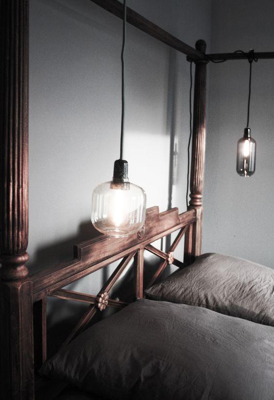 Lights for bed