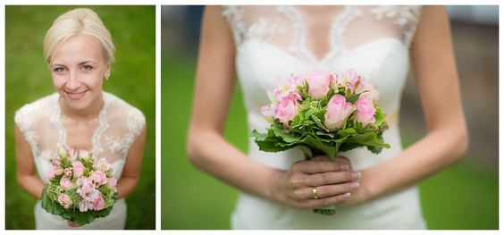 Love the bouquet!  Hochzeitsfotografin Barsinghausen Rittergut Langreder