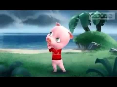 świnka Chudzinka Je I żałuje Youtube śmieszne Filmy