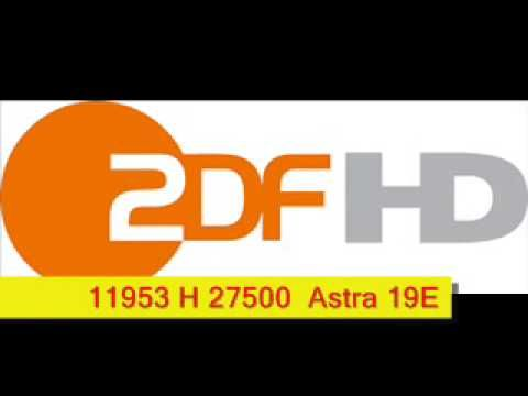 Zdf Hd Frequency Astra 19e Youtube