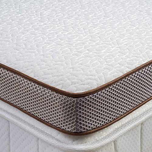 Shop For Bedstory 3 Inch Memory Foam Mattress Topper Cooling Gel