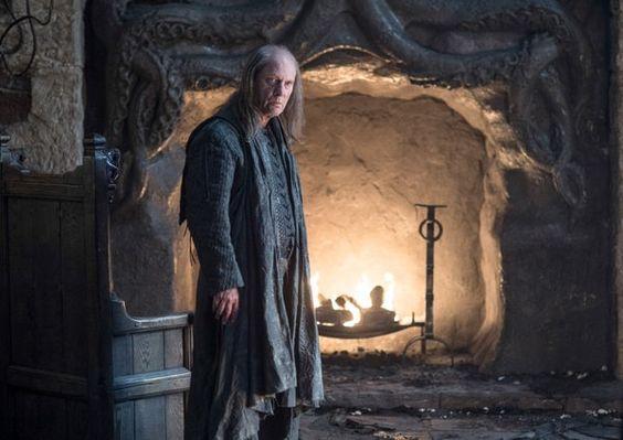 "Game Of Thrones no Twitter: ""Patrick Malahide as Balon Greyjoy in #GoTSeason6. #GameofThrones https://t.co/jx6QunlXSF"" ."