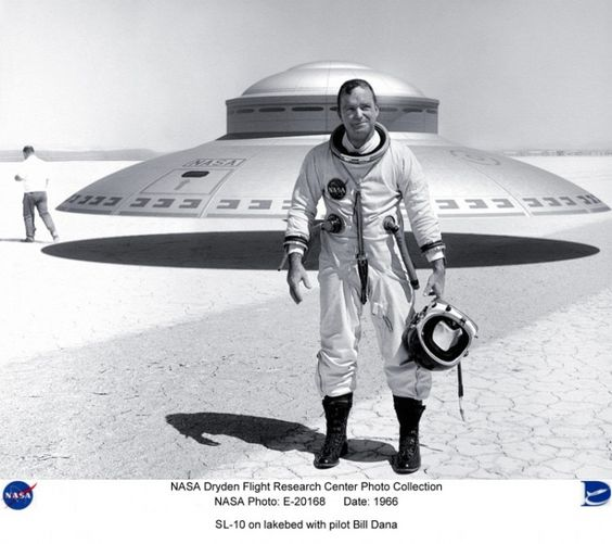 nasa saucer ship shaped design - photo #18