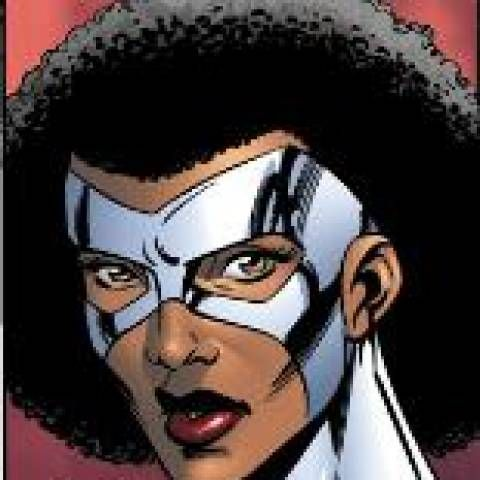 Image result for Marvel Comics Spectrum/Monica Rambeau