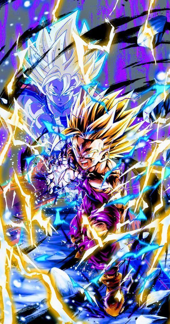 Wallpapers Dragon Ball Z Fondos De Pantalla Hd Celular En 2020 Dragones Dragon Ball Gt Pantalla De Goku