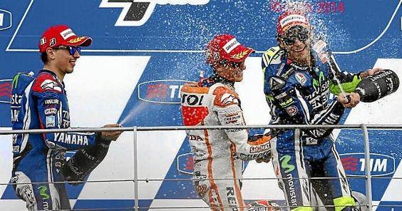 Márquez vuelve a ganar en un final de infarto con Lorenzo
