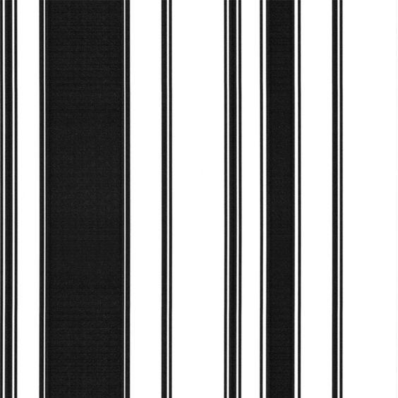 Belgravia Decor Regency Walllpaper Black / White