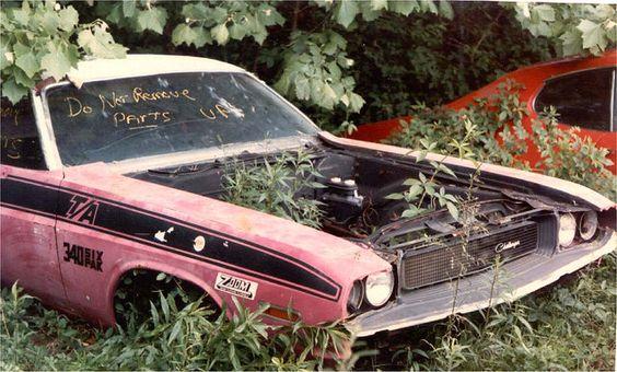 70 Dodge Challenger 340 SIX PAK
