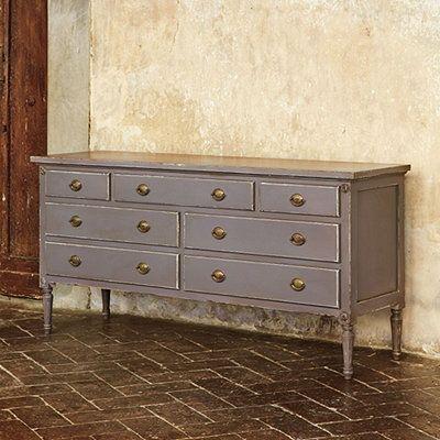 Louis XVI Double Dresser - Ballard Designs