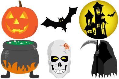 Halloween Icons: