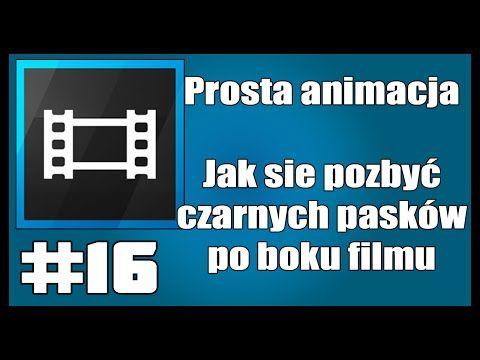 #16 Sony Vegas Pro 13 - Prosta animacja   Jak się pozbyć czarnych pasków na…